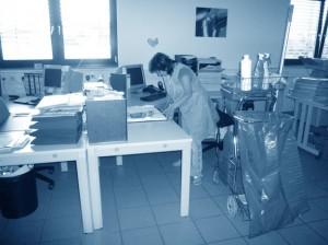 Unterhaltsreinigung Büroräumlichkeiten